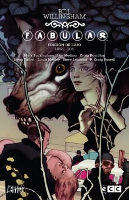 Fábulas: Libro 2 (Edición de Lujo)