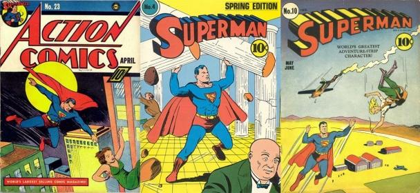 Lex Luthor en publicaciones de DC Comics