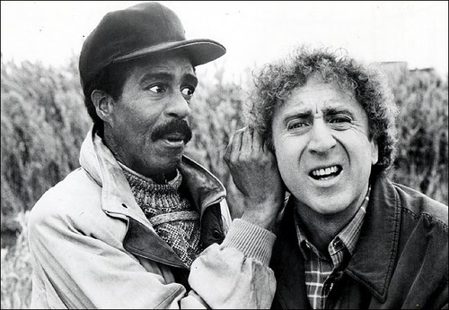 Richard Pryor y Gene Wilder
