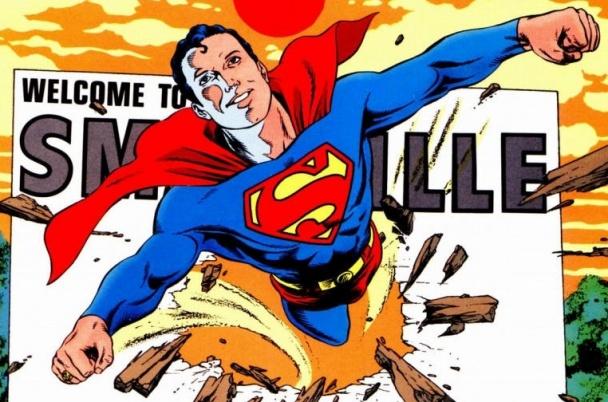 El Chico de la Semana: Superboy (Kal-El)