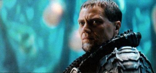 Zod El hombre de Acero