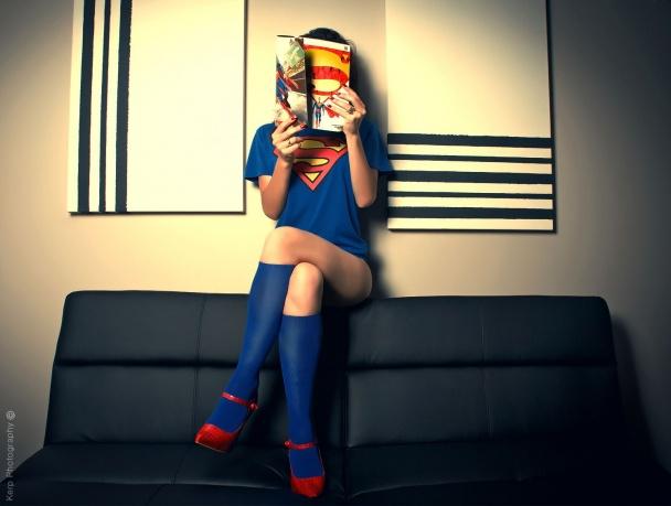 Carolina Jiménez - Supergirl