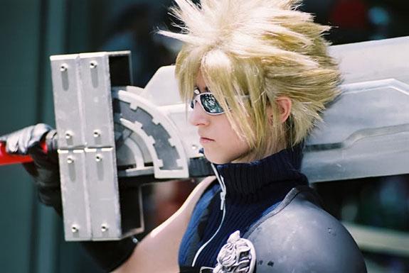 Cloud Strife de Final Fantasy VII