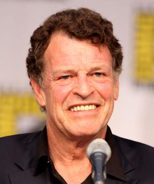 El actor John Noble en la Comicon de San Diego, 2010