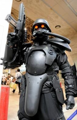 Soldado del videojuego Kill Zone
