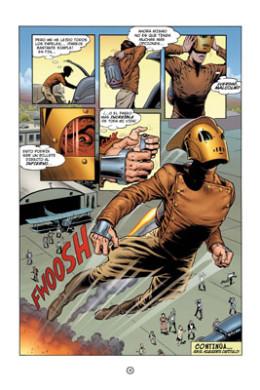 The Rocketeer: Las historias completas