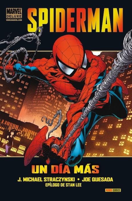 spiderman un dia mas