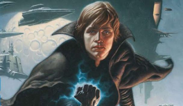 star wars imperio oscuro comic luke skywalker