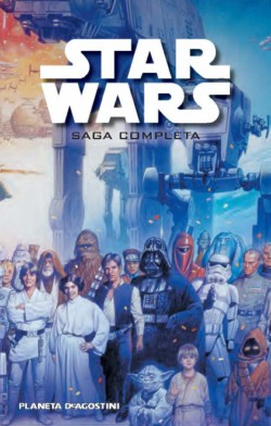 Star Wars: Saga Completa (Integral)