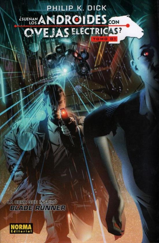 ¿Sueñan los androides con ovejas eléctricas? #1 (Cómic)