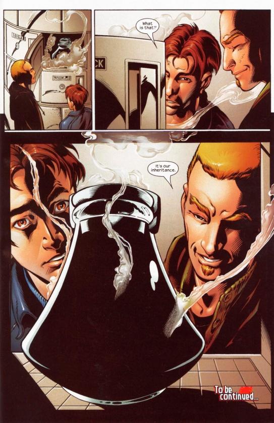 Los orígenes del Venom Ultimate