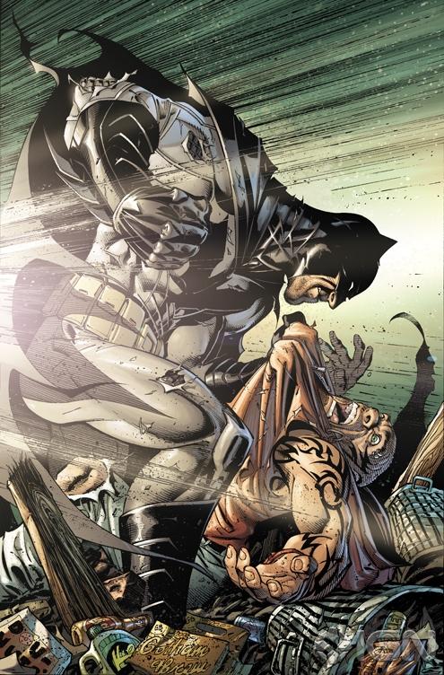 Portada de Batman #18