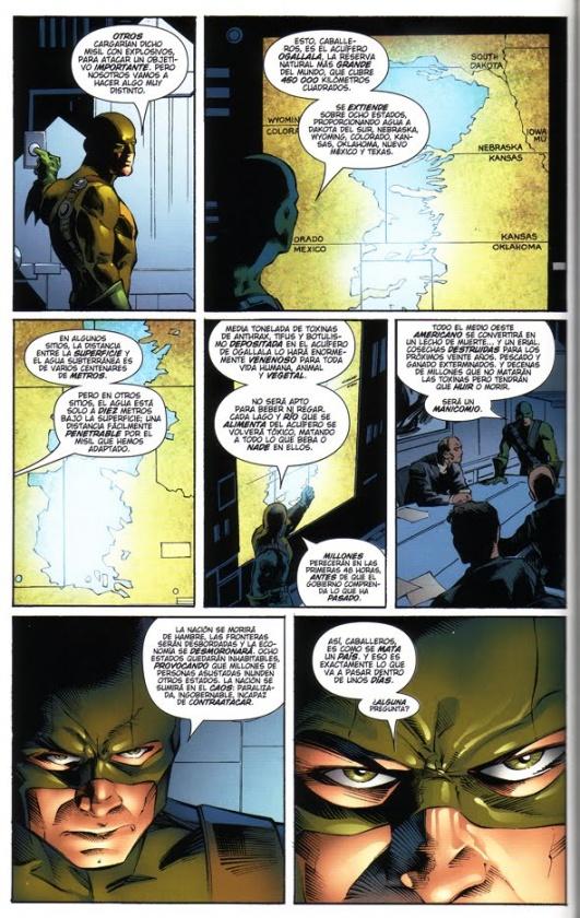"""El plan más """"original"""" de Hydra"""