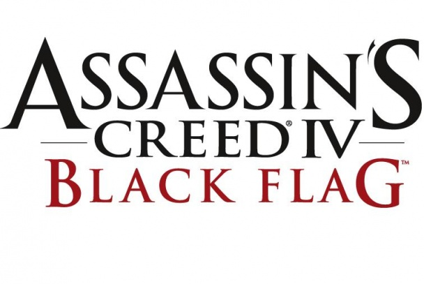 Assassins Creed 4 Black Red Logo novedades1