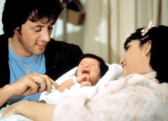 Rocky, Robert y Adrian