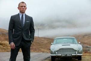 Aston Martin James Bond Skyfall
