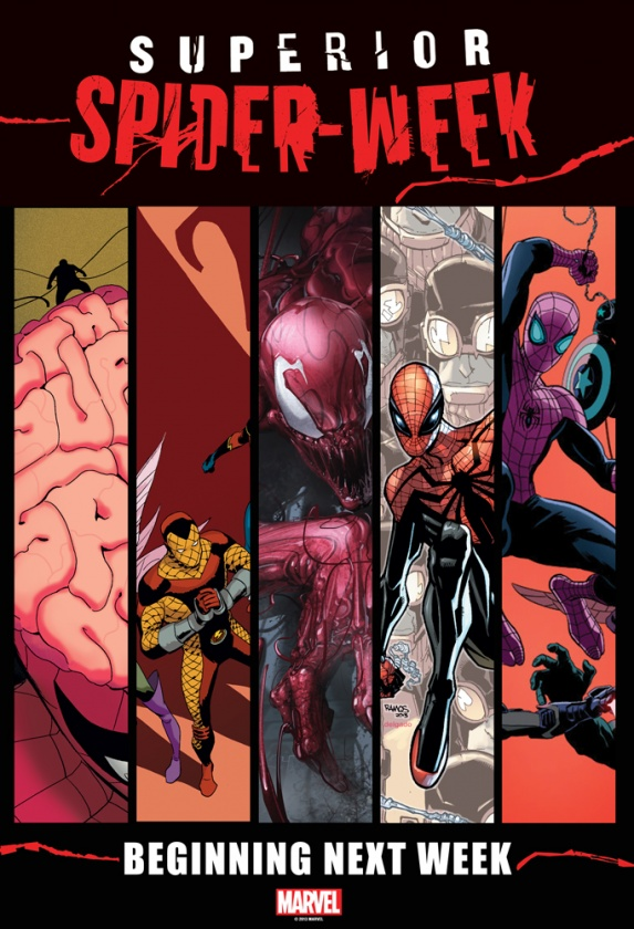 Superior Spider-Week