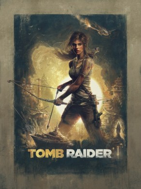 Tomb Raider Render Sam Spratt