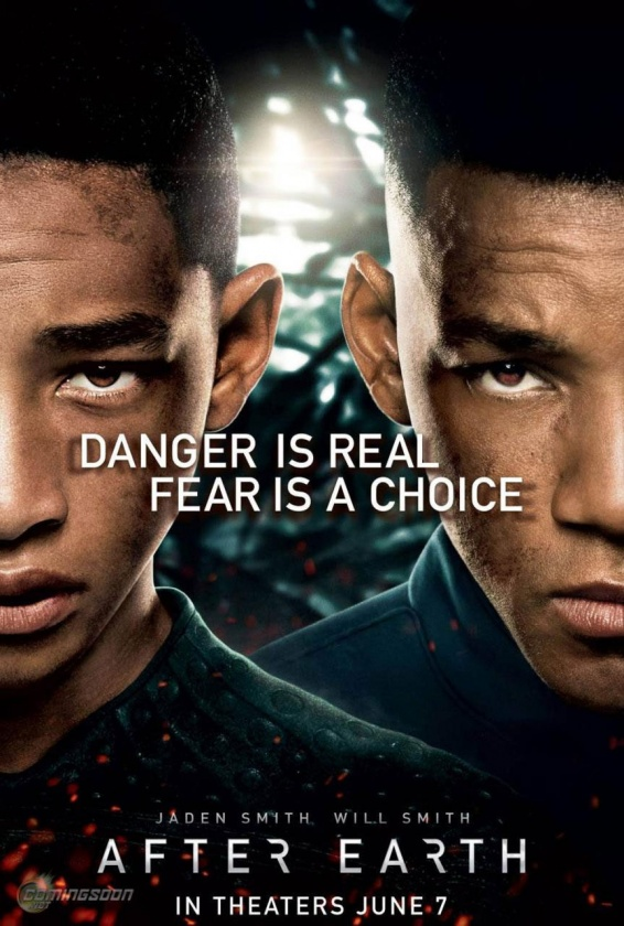 after earth new