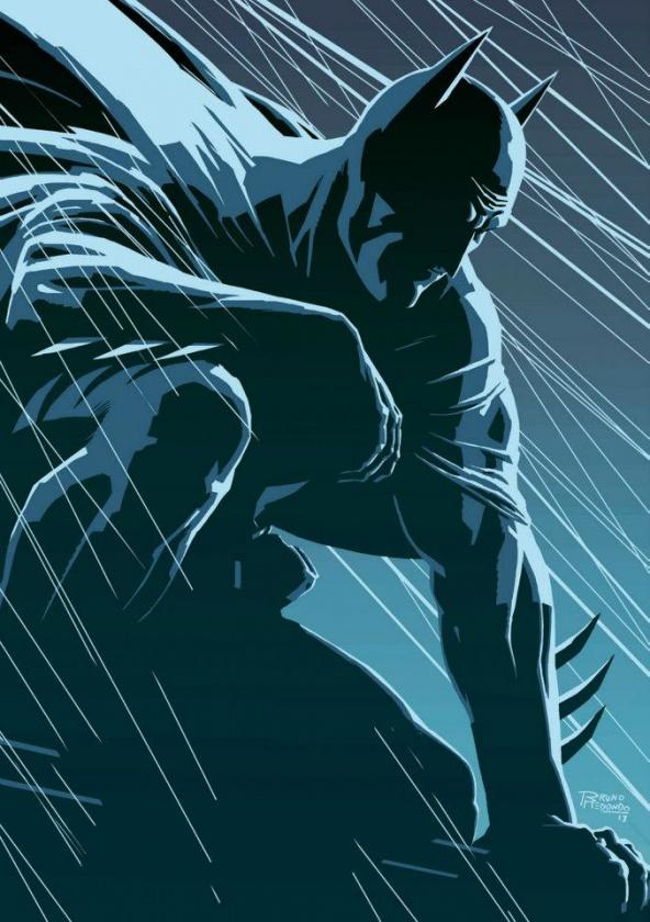 Batman por Bruno Redondo
