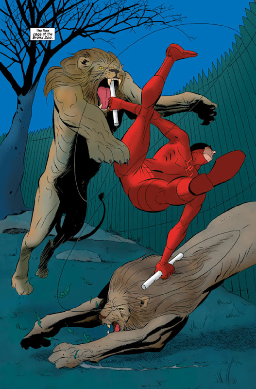 Daredevil: La sonrisa del Diablo