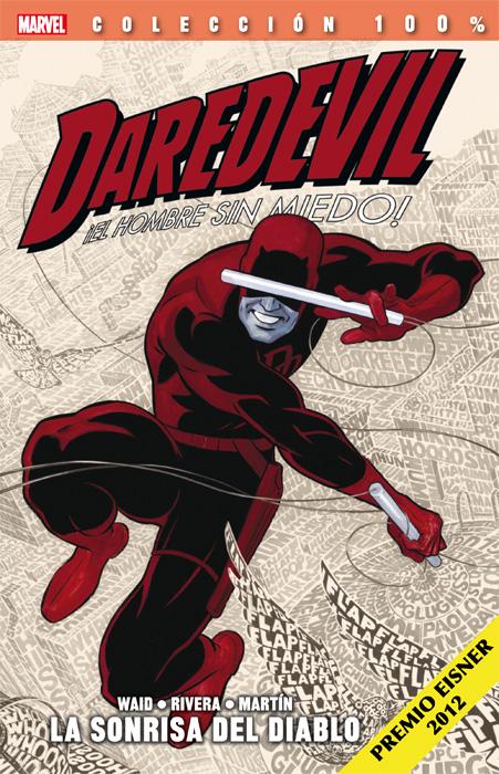 """Portada """"Daredevil: La sonrisa del Diablo"""""""