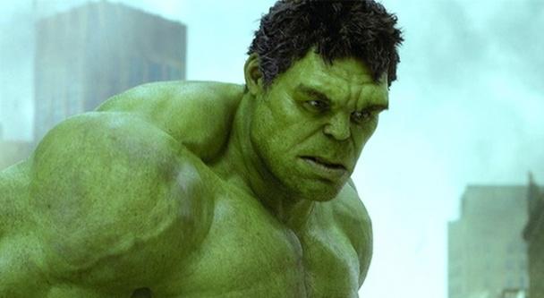 """Hulk en """"Los Vengadores"""""""