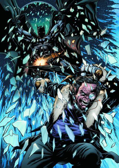 Portada de Detective Comics #18