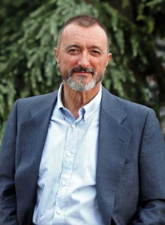 """Arturo Pérez-Reverte, autor de las aventuras de """"El Capitán Alatriste"""""""