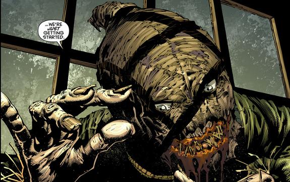 Batman: El Caballero Oscuro - Ciclo de Violencia