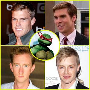 turtles-casting