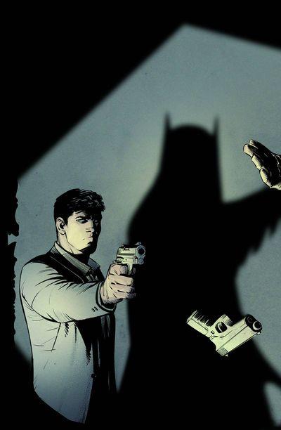 Portada de Batman #19