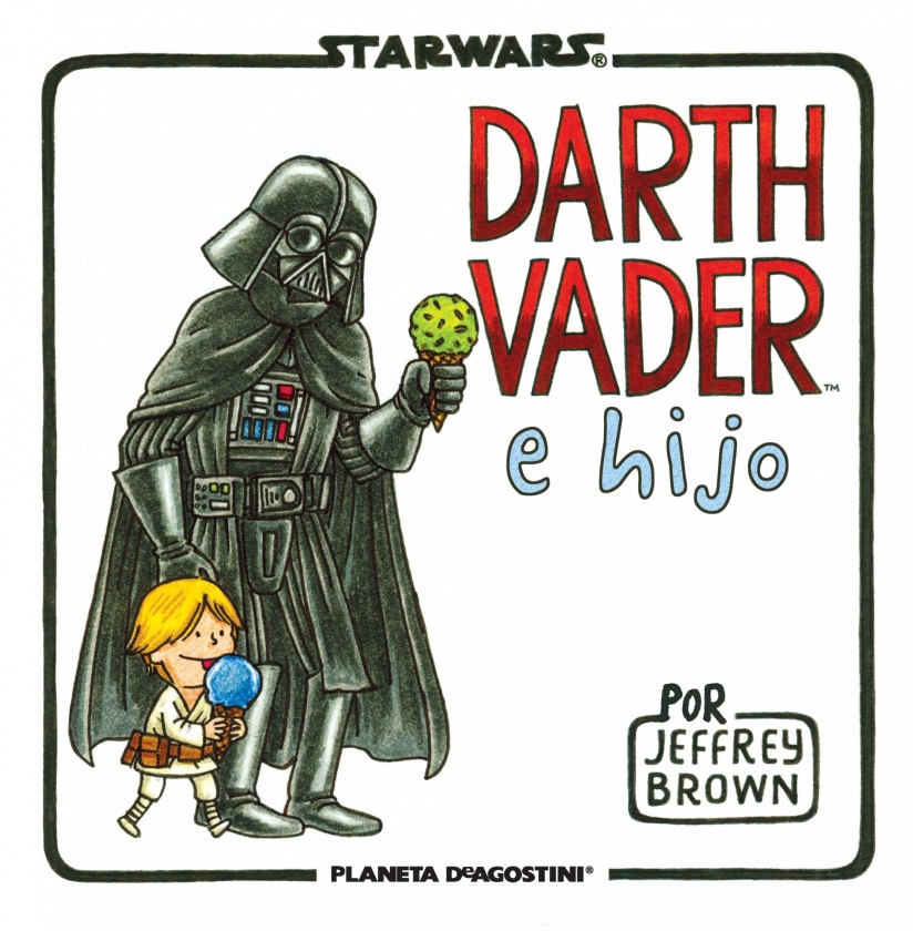 Star Wars. Darth Vader e hijo