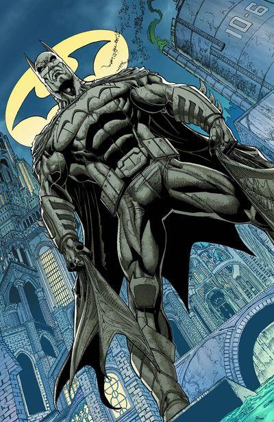 Portada de Batman: The Dark Knight #19