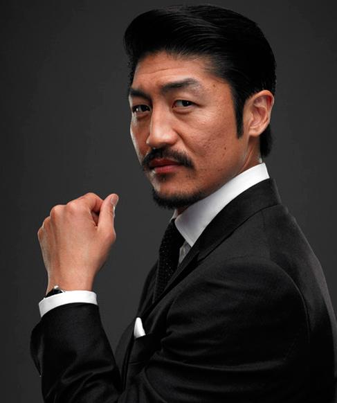 Brian Tee como Noburo Mori