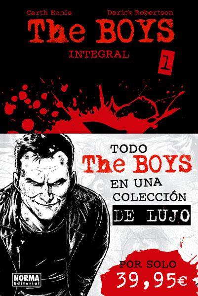 The Boys: Integral #1