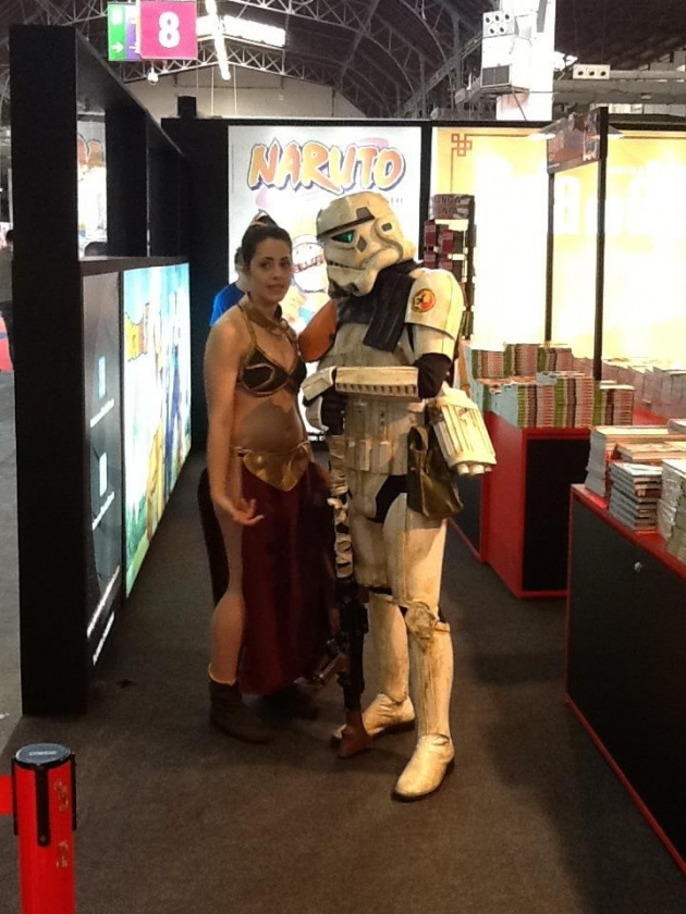 Star Wars será otro de los grandes protagonistas del Salón (Fotografía de Planeta DeAgostini)