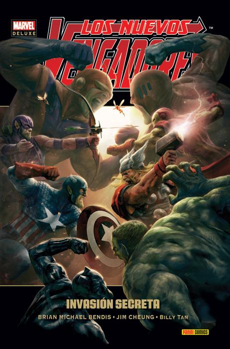 Marvel Deluxe: Los Nuevos Vengadores 9