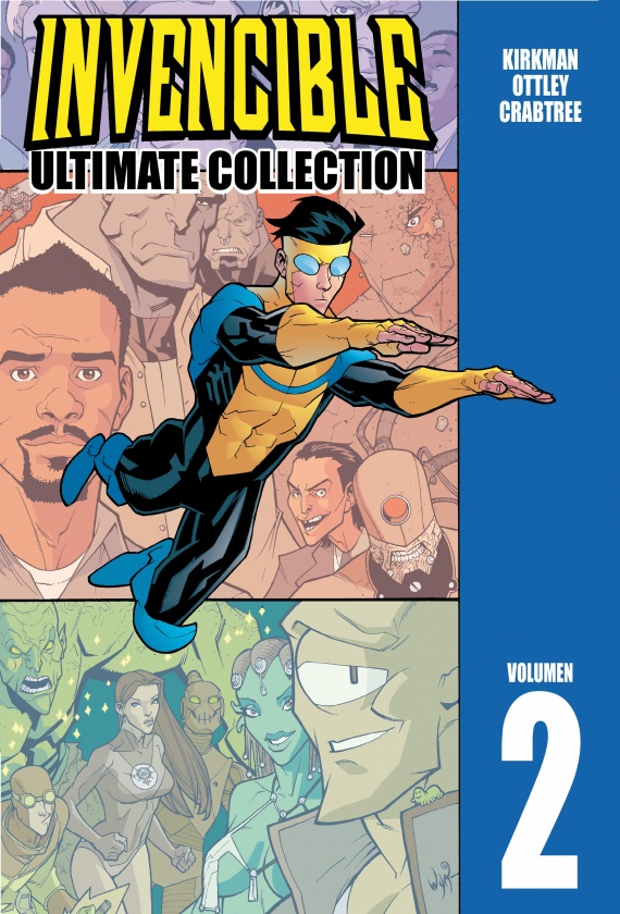 Invencible Ultimate Collection Vol. 2