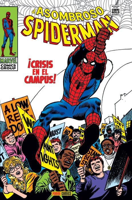 Marvel Gold: Crisis en el Campus