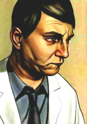 Dr. Aldrich Killian