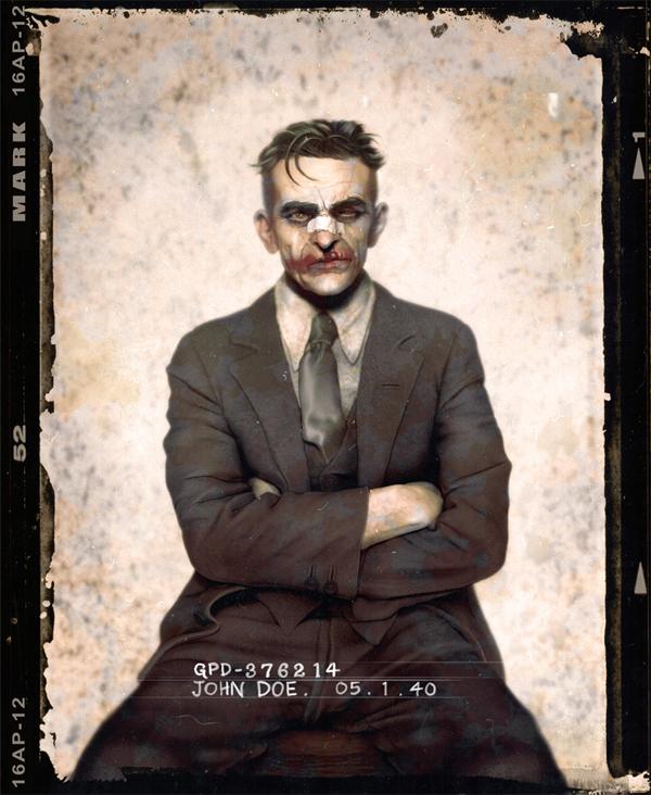 Joker vintage