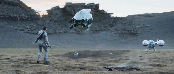 Oblivion-drones