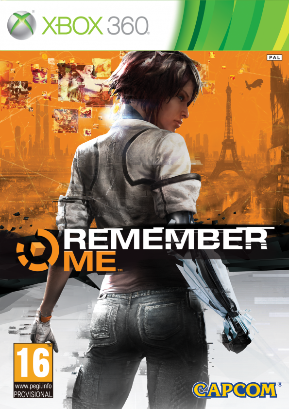RememberMe_X360_Packshot_Pegi 16 Provisional_2D