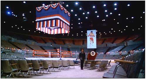 Spectrum Arena Rocky