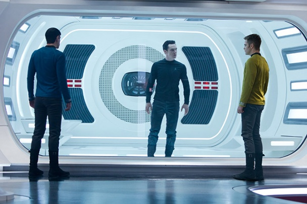 Preview Star Trek- En la oscuridad