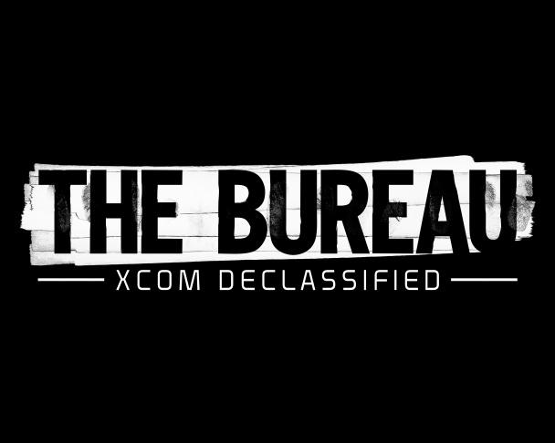 TheBureauXD - Logo (DkBkg)