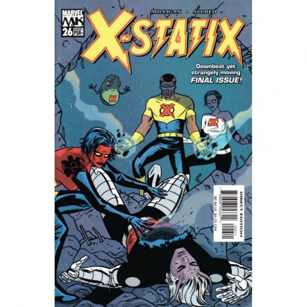 X-Statix #26