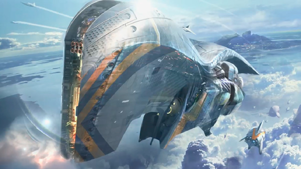"""Artwork de """"Guardianes de la Galaxia"""""""