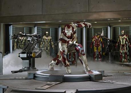 iron man mark
